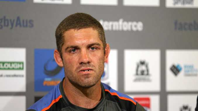 Force captain Matt Hodgson is upset his franchise could be cut from Super Rugby.