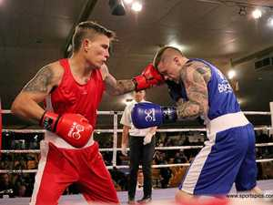 Evans unlucky at Aussie boxing titles