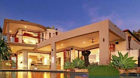ASSET NO MORE: Paul McDonald's Noosa Waters mansion worth $3.5 million.