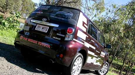 The Toyota Rukus (January 2010 - December 2012) is one of five models recalled by Toyota Australia due to a faulty airbag component.