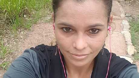 Clean for eight months: Tita-Ann Albertella has ditched her drug addiction and is now planning a massive charity walk to raise awareness about ice addiction in rural northern Queensland.