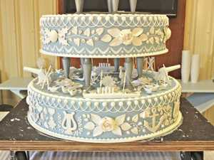SNEAK PEEK: First look at Maryborough's Peace Cake