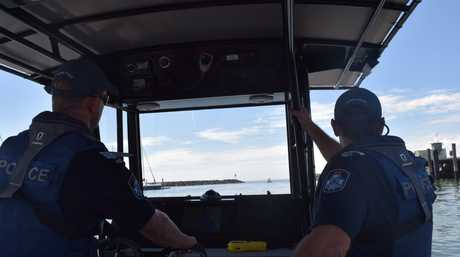 Hervey Bay Water Police will be out and about this Easter long weekend.