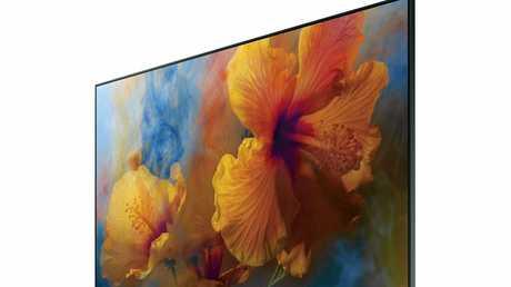 The new Samsung QLED range, Q9 version