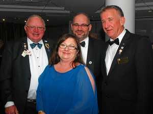 Toowoomba Rotarians celebrate organisation's centenary