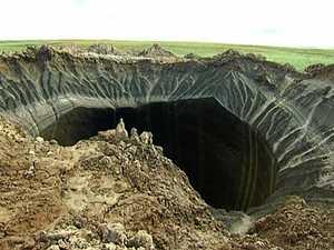 Permafrost thaw threatens nightmare scenario