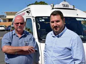 Mackay taxis hail LNP's plan as their saviour