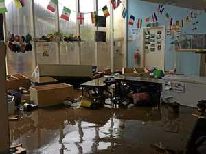 Lismore child care centres hit hard in floods