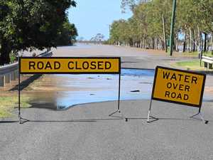 ROADS CLOSED: CQ roads shut for weeks