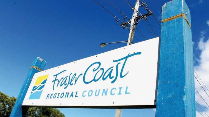 Fraser Coast Regional Council.PHOTO EMBARGOED UNTIL JULY 28