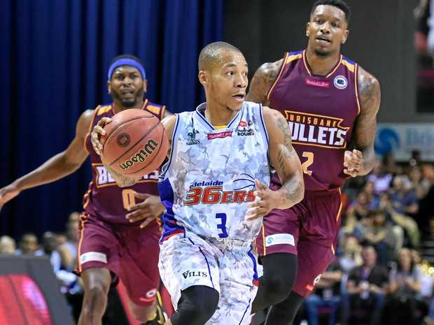 Jerome Randle of the Adelaide 36ers.