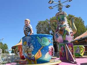 Gladstone's favourite festival is heating up