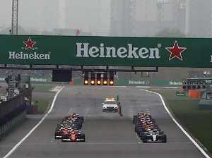 Sebastian Vettel's strange gambit at the Chinese Grand Prix