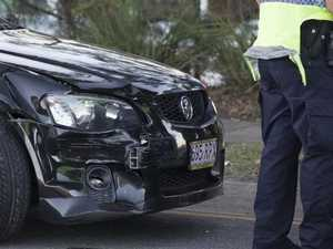 Woman dragged along road as thief steals her car