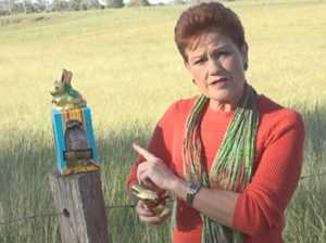 Pauline Hanson calls for Easter Egg boycott