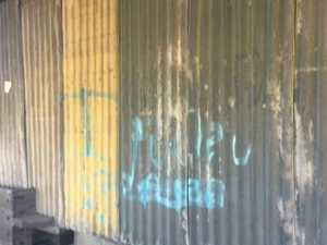 "Old Flour Mill vandalised ""monthly"""