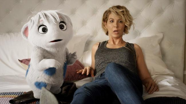 Jenna Elfman in Imaginary Mary.