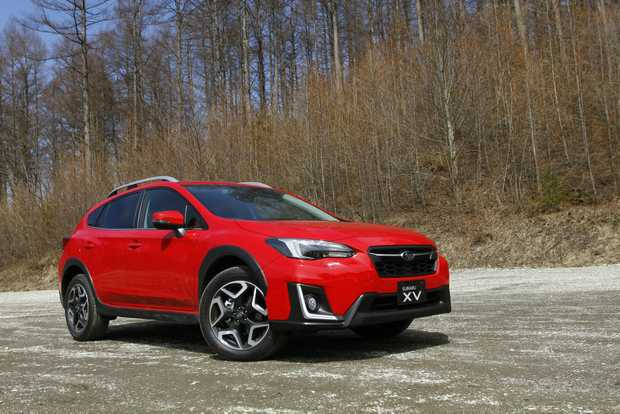all new subaru xv road test and review in japan sunshine. Black Bedroom Furniture Sets. Home Design Ideas