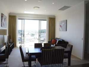 Toowoomba penthouse on market