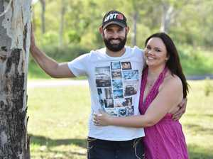 Miracle baby for Grant and Sheridan