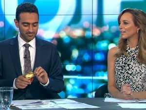 Waleed Aly mocks Pauline Hanson's anti-halal boycott