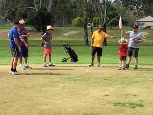 Next steps for golf course