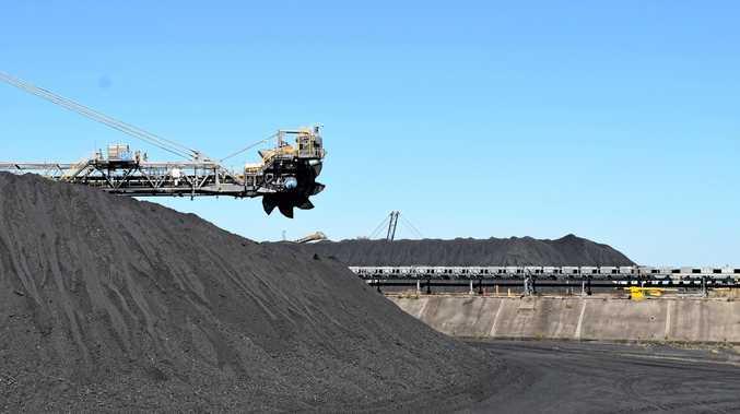 Coal generic Hay Point Coal Terminal stacker retriver