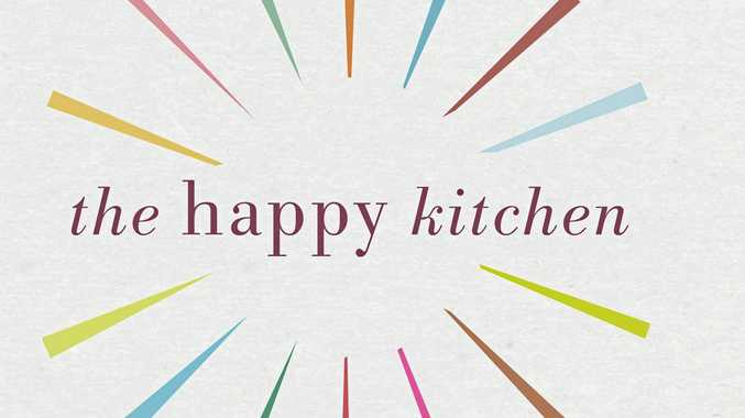 The Happy Kitchen: Good Mood Food by Rachel Kelly published by Simon & Schuster.