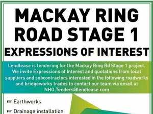 Two companies look to Mackay for Ring Road jobs