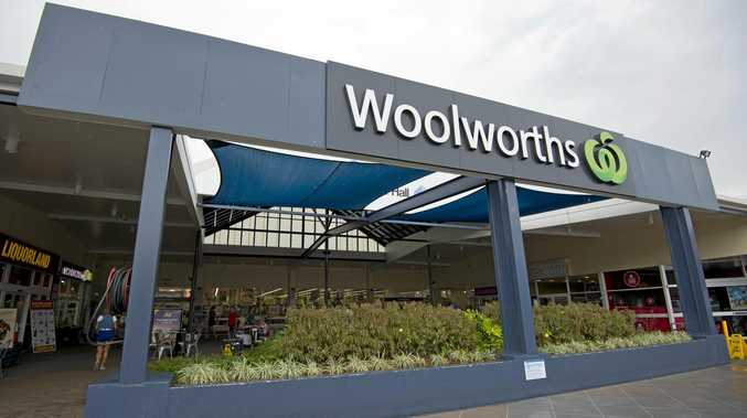 STEALING TO COPE: A Gladstone man walked into Woolworths on December 12 and loaded up his trolley with 67 items.
