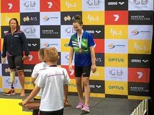 Jordan leads way at national championships