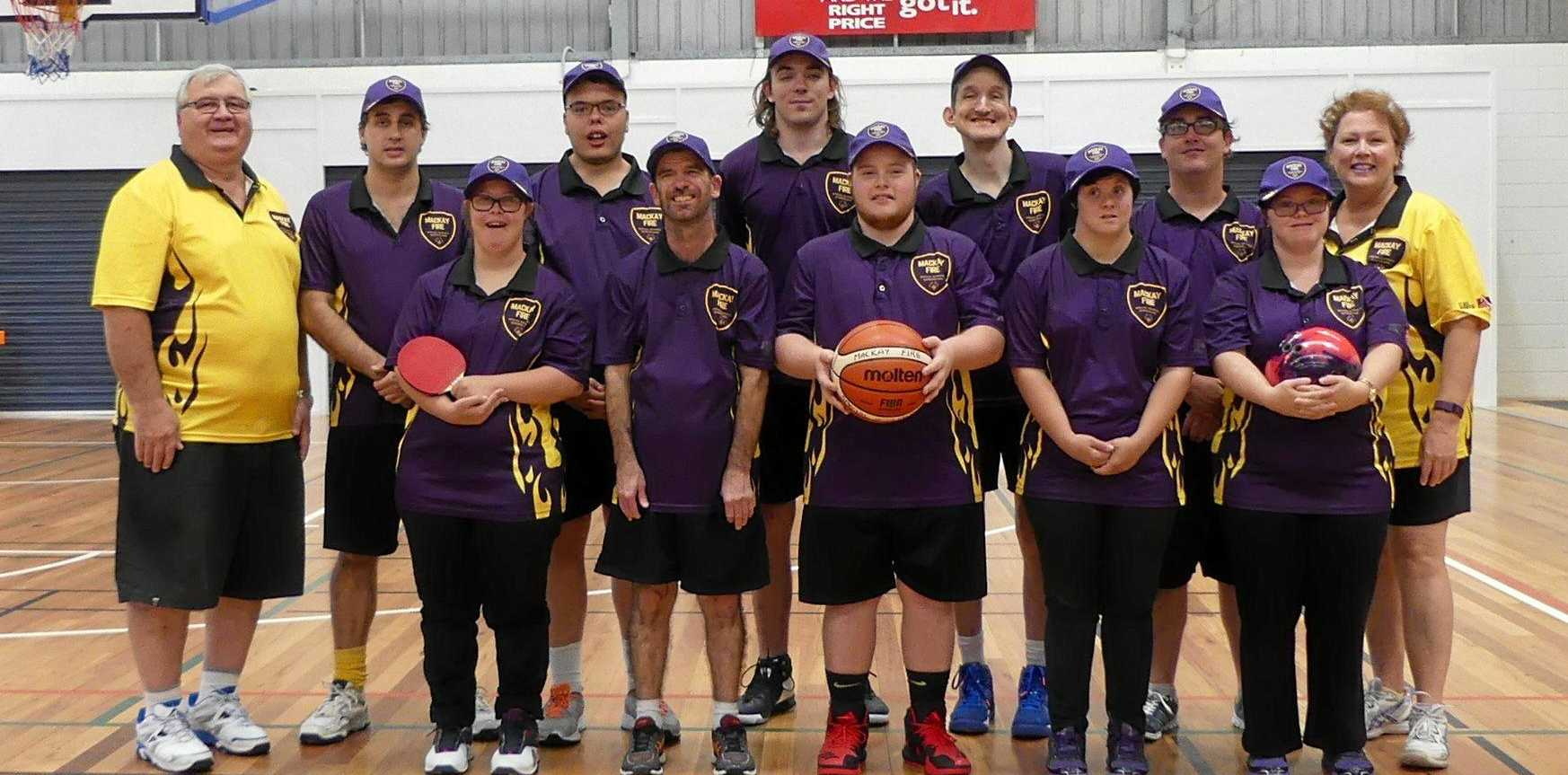 Mackay Fire squad to light up coast in state competition | Daily Mercury