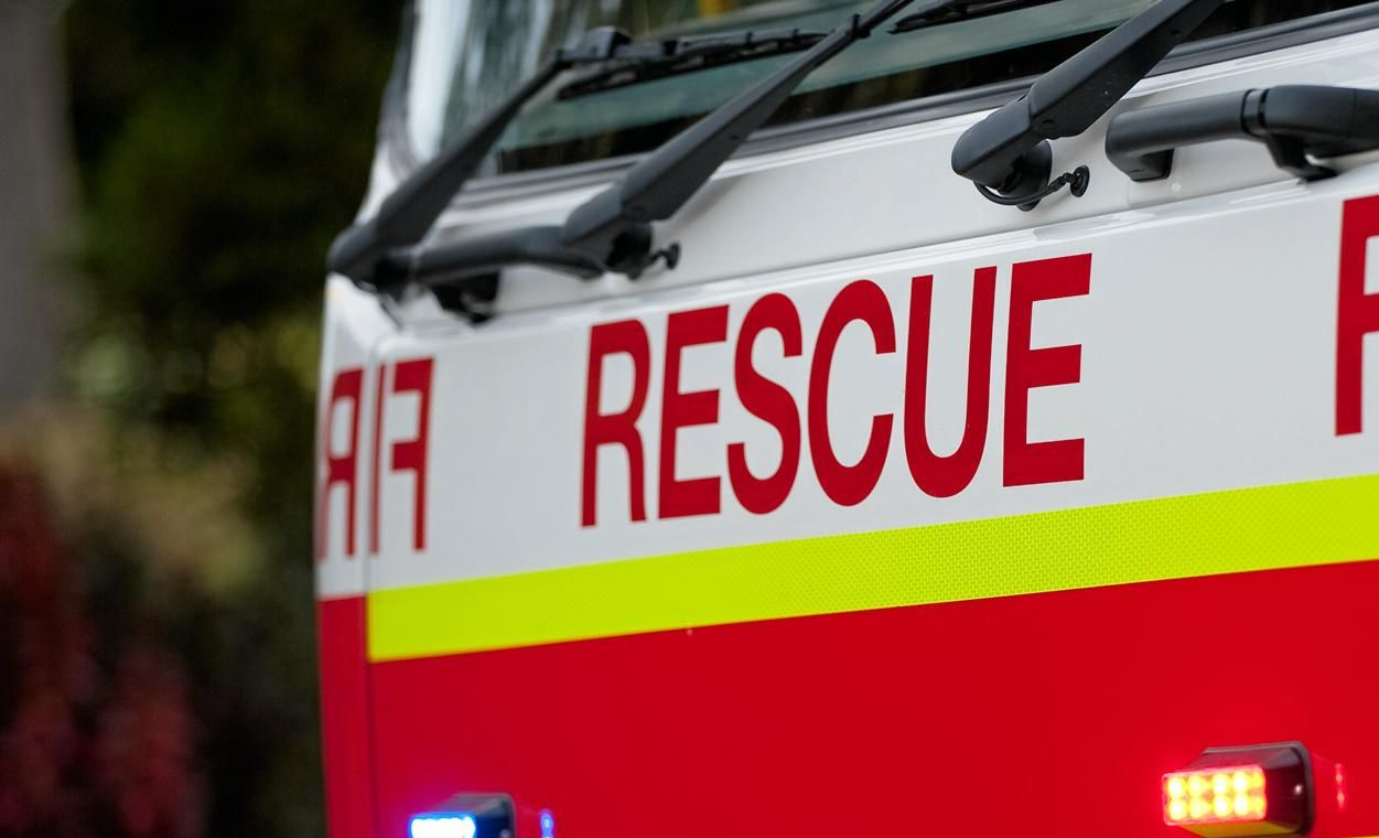 SINGLE VEHICLE CRASH: NSW Fire and Rescue, NSW Rural Fire Service and NSW Ambulance crews were called out to a single vehicle crash at Bellingen.