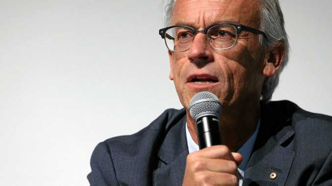 FFA chief executive David Gallop was open-minded about a second division.