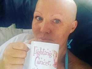 Why terminally ill Donna wants to say 'I do' again