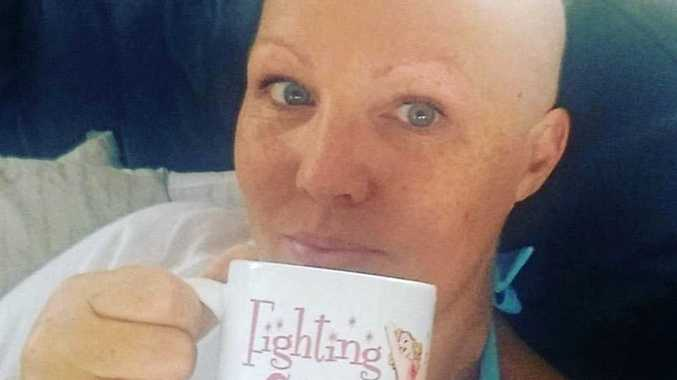 Donna Penny continues to fight cancer.