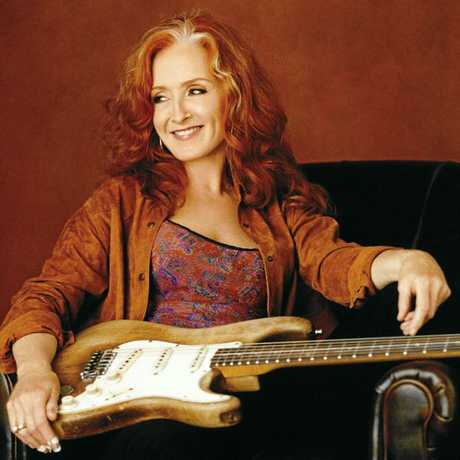 Bonnie Raitt returns for Bluesfest.  Photo Contributed