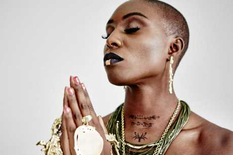 Laura Mvula is a British soul singer-songwriter from Birmingham.