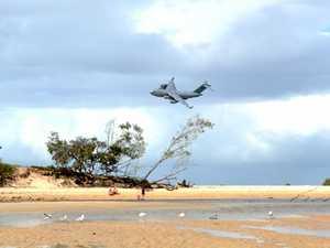 Gallery: Giant flyover fills Tweed skies
