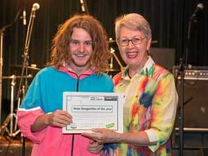 Young songwriters ready to shine