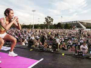 Kayla Itsines conquers: The fitness fanatic named Forbes #1