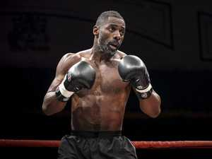 Idris Elba gets a kick out of new role