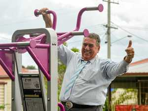 Free outdoor gym livens Lowood
