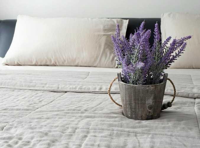 Lavender essential oil has multiple uses.