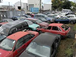 IMPOUNDED: 65 cars, a boat and trailer heading to auction