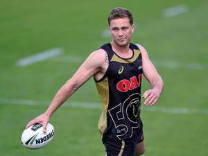 Panthers plan to keep supporting skipper Moylan