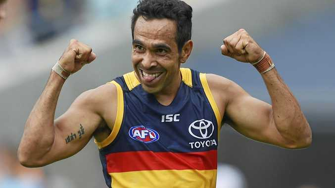 Eddie Betts has been at the centre of another racism scandal.