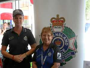 Singing the same song: Gympie police on road safety