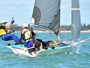 Sailors head to Hervey Bay for the 86th Easter Regatta