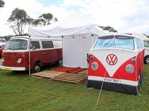Bluesfest: Glamping versus camping